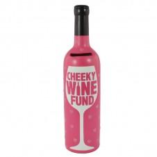 Cheeky Wine Fund - Bottle Of Dreams Money Box
