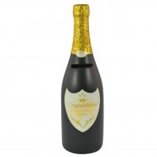 Champagne Bottle - Congratulations