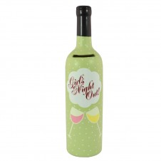 Girls Night Out Fund - Bottle Of Dreams Money Box