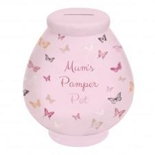 Little Wishes Money Pot:Mums Pamper