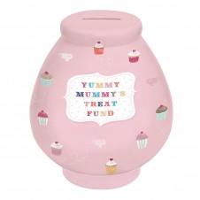Little Wishes Money Pot:Yummy Mummy