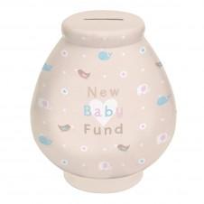 Little Wishes Money Pot: Baby Fund