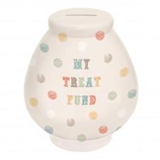 Little Wishes Money Pot:My Treat Fund