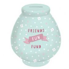 Little Wishes Money Pot:Friends Fun Fund