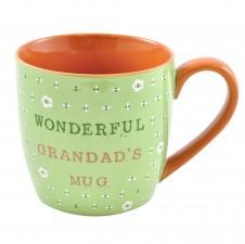 Wonderful Grandad- Quality Ceramic Mug