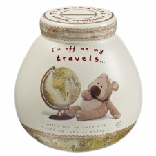 Ted Travels Pot of Dreams