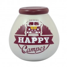 Happy Camper Pot of Dreams  Brown Top