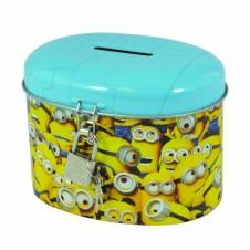 Minion Money Box Tin - Despicable me