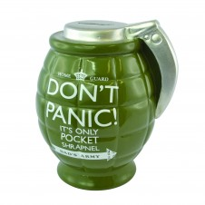 Dads Army - Grenade Money Pot - Dont Panic Its Only Pocket Shrapnel