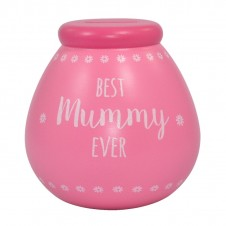 Best Mummy Ever Pot of Dreams