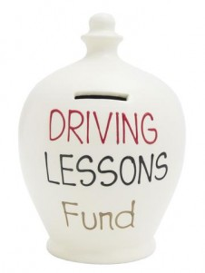 Driving Lesson Fund Money Potct