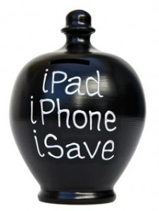 Terramundi: I Pad I Phone I Save