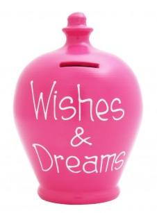 Terramundi Wishes And Dreams Money Pot