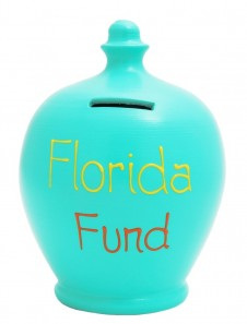 Terramundi Florida Money Pot