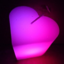 Dreaming Candle - Heart