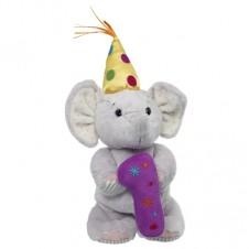 1st Birthday Elliot 7inch for Boys and Girls