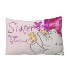 Sister Cushion