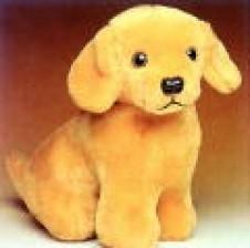 Cuddly Puppy 11 inch