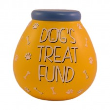 Dogs Treat Fund Pot of Dreams