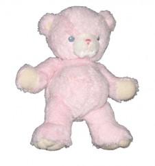 12 inch Plush Soft Pink Bear