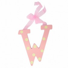 Hanging Letters Baby Girl W