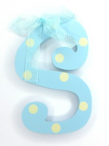 Hanging Letters Baby Boy S