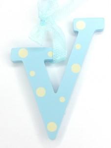 Hanging Letters Baby Boy V