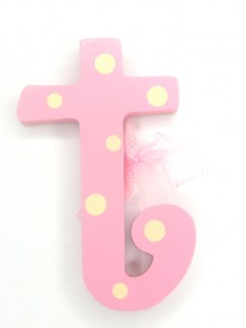 Hanging Letters Baby Girl T