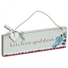 Kitchen Goddess Plaque