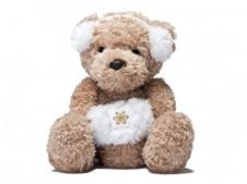 New plush 12in brown Teddy Bear