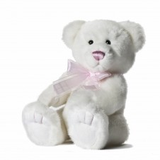 Aurora Icicle Bear 11in Pink
