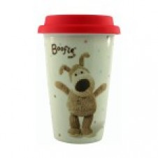 Boofle Standing Travel Mug