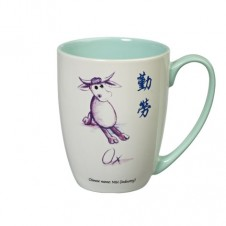 Chinese Mugs: Year Of The Ox
