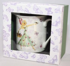 Fairyland Fairy Bone China Mug Lilly