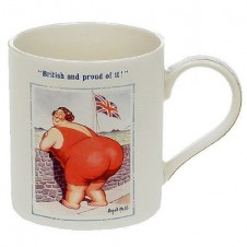 British And Proud Of It Mug