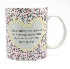Sentiments Mug Aunty