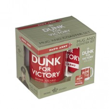 Dunk For Victory Mug and Coaster Set
