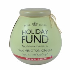 Dads Army Holiday Fund Pot Of Dreams