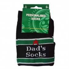 Mens Personalised Socks
