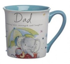 Elliot and Buttons Mug - Dad
