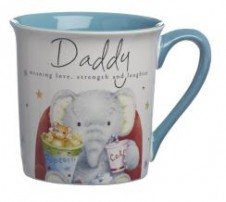 Elliot and Buttons Mug - Daddy