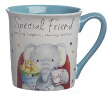 Elliot and Buttons Mug -  Special Friend