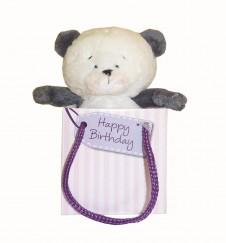 Bamboo the Panda Bear - Happy Birthday