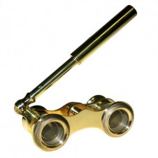 Small Brass Opera Glasses