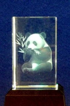Panda Laser Block