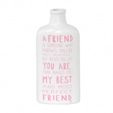 Message On A Bottle - A Friend