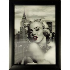 Iconic 3D 25x35cm - Marilyn