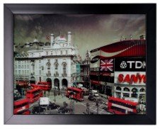 Iconic London Holiday 3D