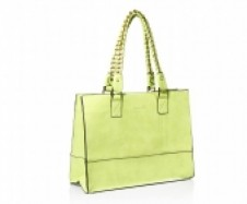 Kaytie Wu PU shopper with chain handle