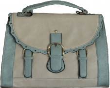 Designer Handbag with Shoulder Strap in 3 colours